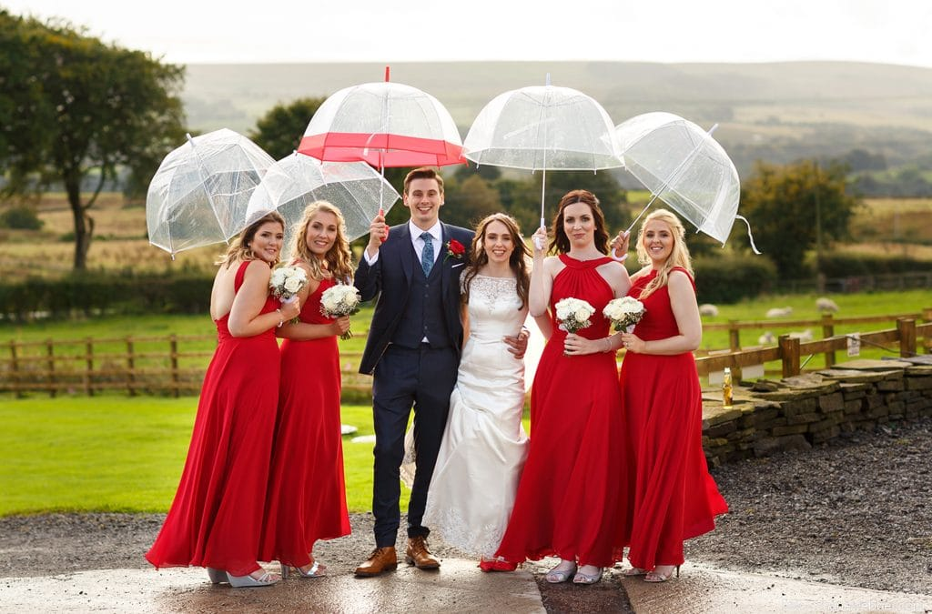 Wedding Worries – What about the great British weather?