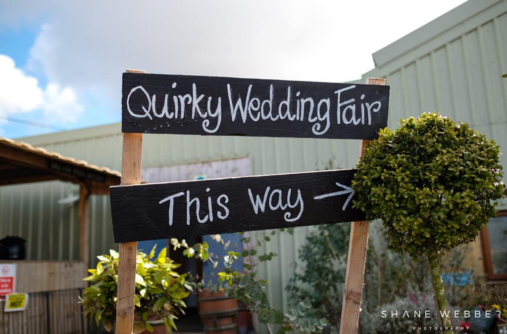 10 Reasons to Come to Our Quirky Wedding Fair
