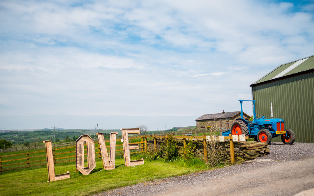 Five Reasons to Have an Outdoor Wedding