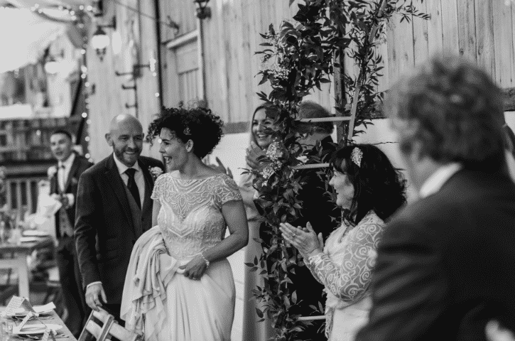 Summer Wedding Story: Mel and Vince