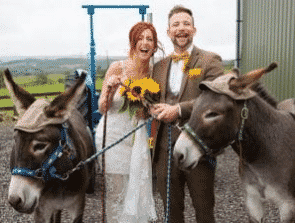 Planning a Wedding from Abroad: Lee and Rory