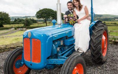 Summer Wedding Story: Joe & Joanna Carr