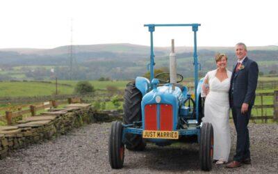 DIY Wedding Story: Kathryn & Darren