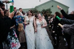 Themed Wedding Story: Jane & Amy