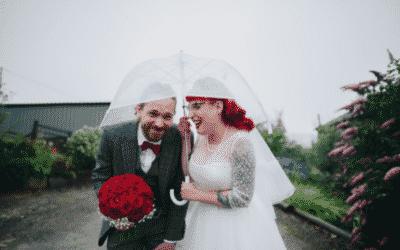 Themed Wedding Story: Lara & Shaun