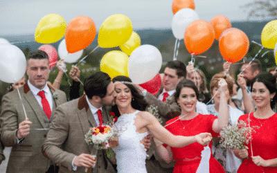 Spring Wedding Story: Lainey & Lex