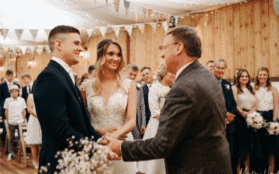 Foodie Wedding Story: Lauren & Matt