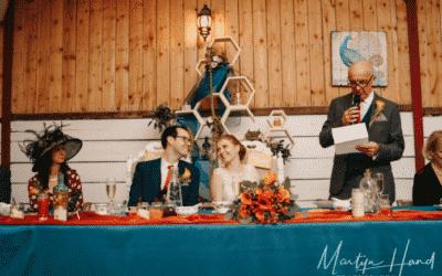 DIY Wedding: Louise & Sam